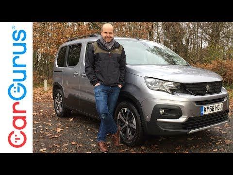 Peugeot Rifter 2019 review: The Ultimate Family Car? | CarGurus UK