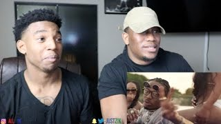 Migos - Slippery feat. Gucci Mane [Official Video]- REACTION @migos