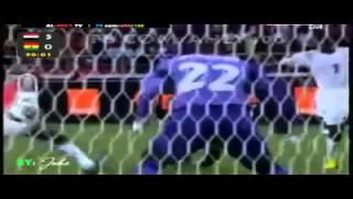 مصر تهزم غانا 5-0 و تصعد للمونديال