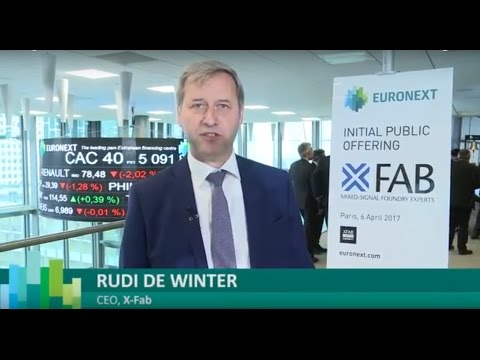 Listing of X-FAB on Euronext