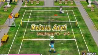 Hot Shots Tennis Get a Grip PPSSPP