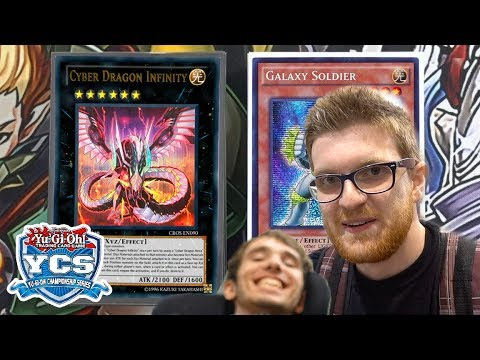 *YUGIOH* BEST! YCS TORONTO: CYBER DRAGON DECK PROFILE! FT. CIMO & PHILLIP! RANK 5 SPAM! (2017)
