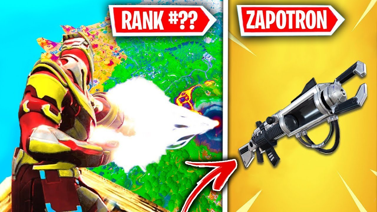 Download Top 5 VAULTED Fortnite SPECIAL WEAPONS Ranked WORST TO BEST!