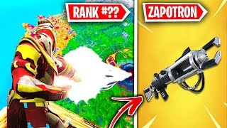Top 5 VAULTED Fortnite SPECIAL WEAPONS Ranked WORST TO BEST!