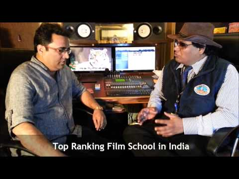 Learn Playback & Classical Singing in Recording Studio at Mumbai Film Academy.