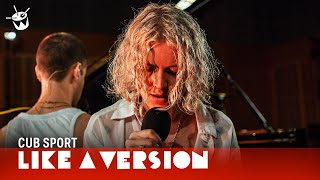 Cub Sport cover Billie Eilish 'when the party's over' for Like A Version thumbnail