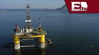 Descubren yacimiento de petróleo en el Golfo de México / Titulares de la noche