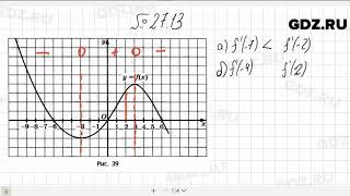 № 27.13 - Алгебра 10-11 класс Мордкович