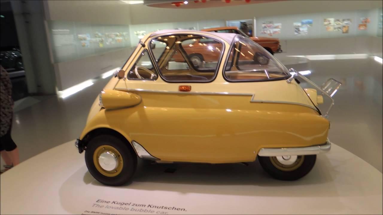 BMW Isetta 1955 BMW Museum - YouTube