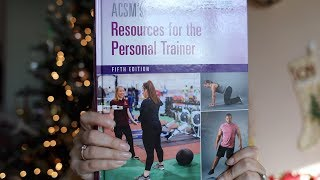 """NEW CHANGES to """"ACSM"""