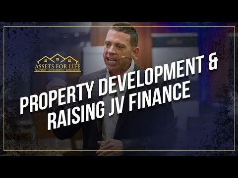 Property Development & Raising JV Finance | Liam Ryan, Assets For Life