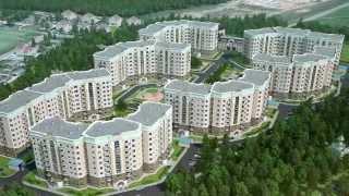 видео ЖК Красногорский в Нахабино от НДВ, официальный сайт застройщика, цены на квартиры, отзывы