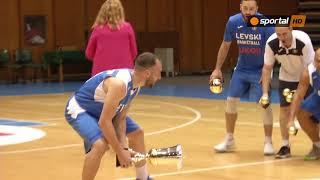 Левски Лукойл спечели Суперкупата на България