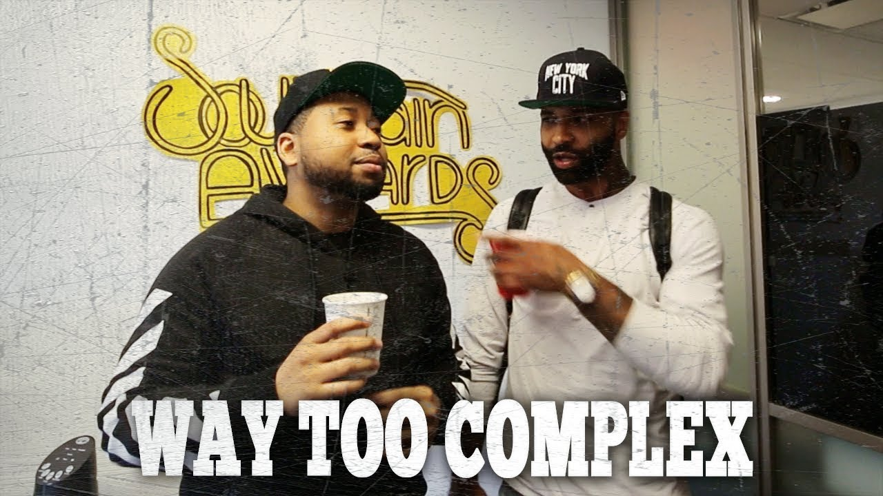 Complex Everyday Struggle Cancelled Could Joe Budden Return To Save The Show