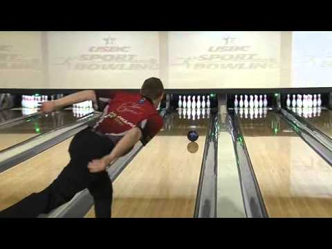 Usbc Sport Bowling Tips Straight Or Hook With Chris Barnes