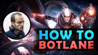 FORG1VEN | HOW TO BOTLANE! ft. Wildpanda [ENG sub]