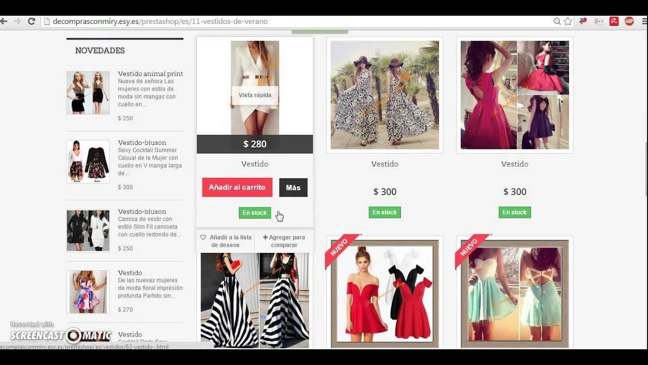 4848e29291 tienda de ropa online moda asiática - YouTube