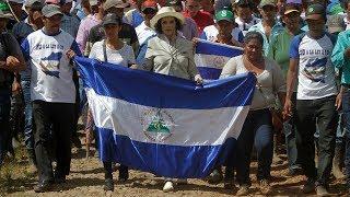 Фермеры Никарагуа протестуют против трансокеанского канала (новости)