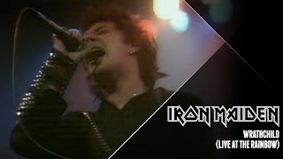 Iron Maiden - Wrathchild (Live At The Rainbow)