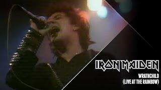 Iron Maiden performing - Wrathchild at The Rainbow Original studio ...