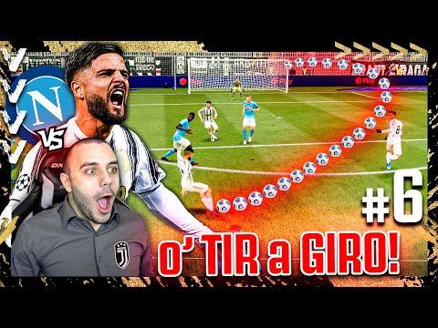 """😲""""O TIR A GIR"""" DEL SECOLO!!! Carriera Allenatore #6 - FIFA 21"""
