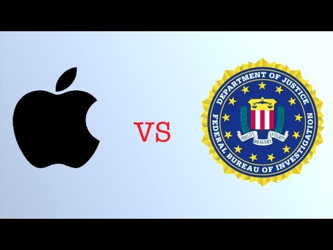 Apple vs  FBI  The future of privacy is at stake