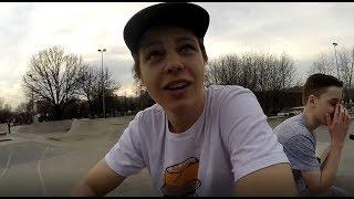 Как новичков разводят на деньги в скейт парке