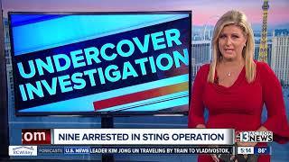 2 Las Vegas men arrested in Arizona internet sting operation