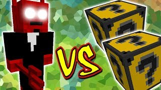 DIABO VS. LUCKY BLOCK MONSTER (MINECRAFT LUCKY BLOCK CHALLENGE DEVIL)
