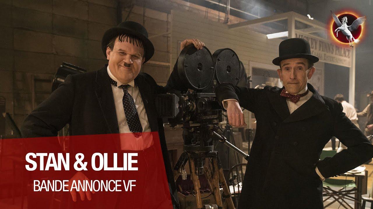 STAN & OLLIE ( Steve Coogan et John C. Reilly ) - Bande-annonce VF