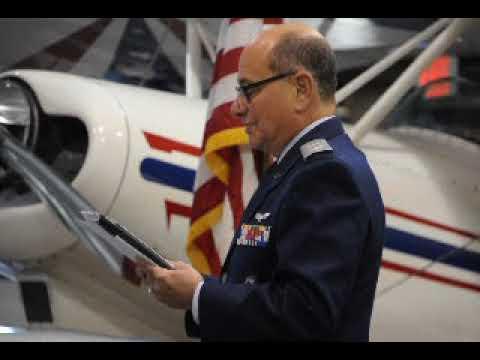 Civil Air Patrol Congressional Gold Medal Presentation