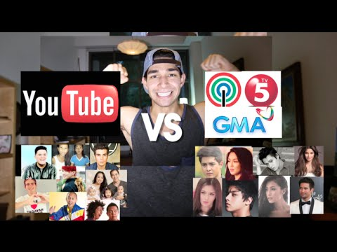 Youtube vs.Television: Mag youtube or mag artista? (Youtubers in the Philippines - vlog 50)