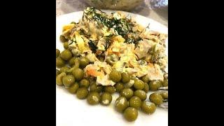 САЛАТ «КУПЕЧЕСКИЙ»! Этот салат просто находка! Гости будут в восторге!