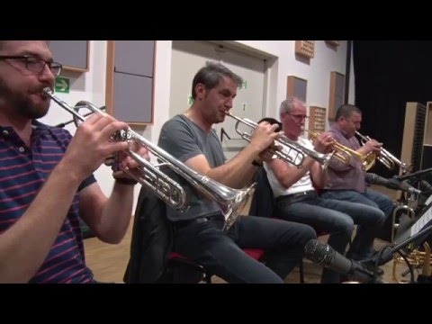 The Luxembourg Jazz Session  - Making Of - Big Band Opus 78