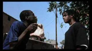 Menace II Society Crackhead german