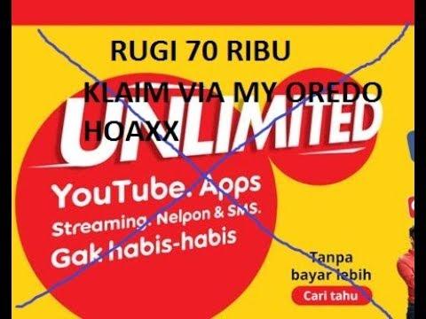 Paket Indosat Unlimited Youtube Merugikan Youtube