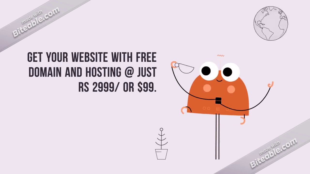 Cheap Web Design Company In India Website Rs 2999 99 With Free Domain Hosting Foduu Youtube