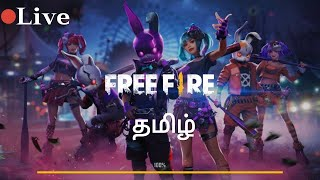Free Fire Live - Rank Push to Heroic Gameplay Tamil