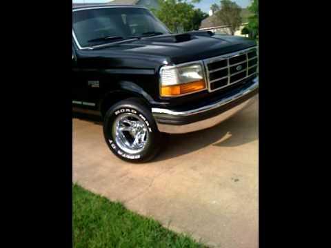 1992 Ford F150 Xlt Youtube
