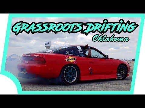Grassroots Drifting With Full Lock Drift