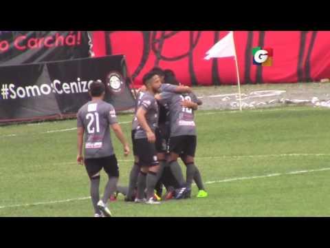 Video Gol: Jorge Ajmac 6´ - Carchá 1-0 Comunicaciones - Clausura 2017 Jornada 21