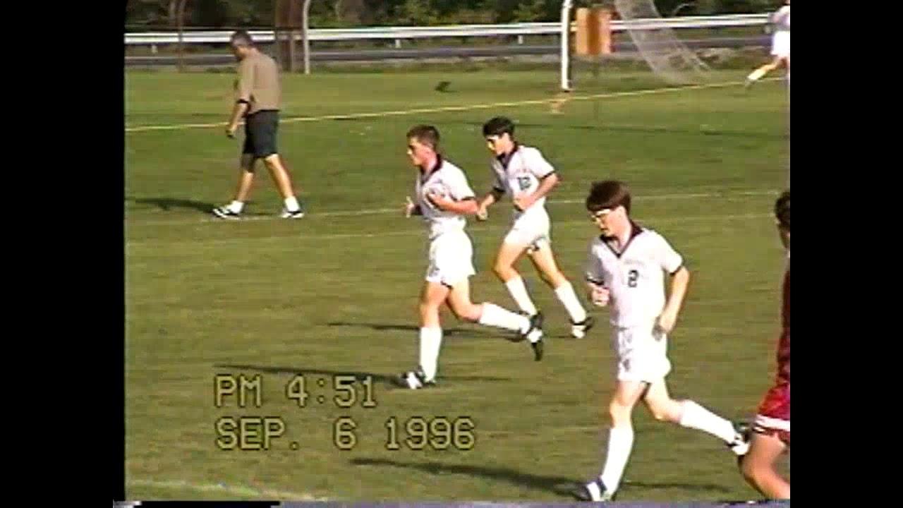 NCCS - Saranac JV Boys  9-6-96