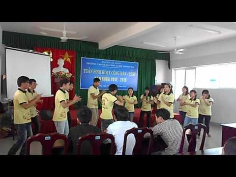 Bài nhảy điên điên của đội Công Tác Xã Hội CIT 2012