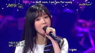 Davichi - Magic Castle LIVE @ KBS Open Concert 130505 [eng sub + roman]