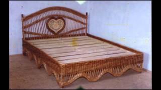 видео Плетеная мебель в дизайне интерьера