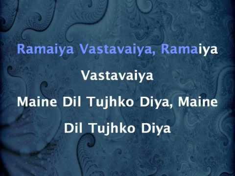 Ramaiya Vastavayia - Shree 420 (1955)