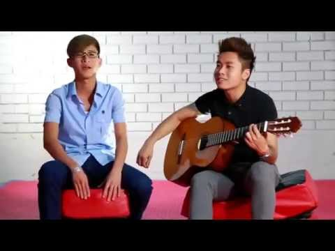 Cover  Mình yêu nhau đi  của hai chàng du học sinh đồng tính   soha vn