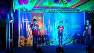 Tên tôi Việt Nam - Dân vũ rữa tay