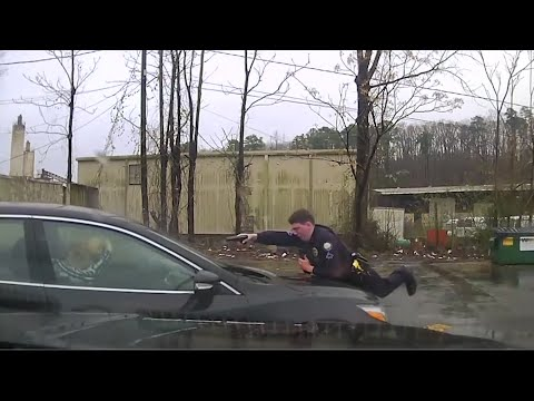 Deanna King - Video: Officer Fires at Driver Through Windshield 15 Times Killing Suspect