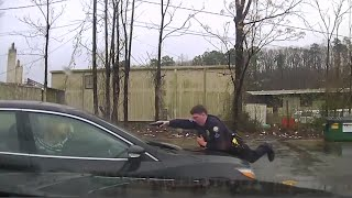 Little Rock Police release officer shooting video